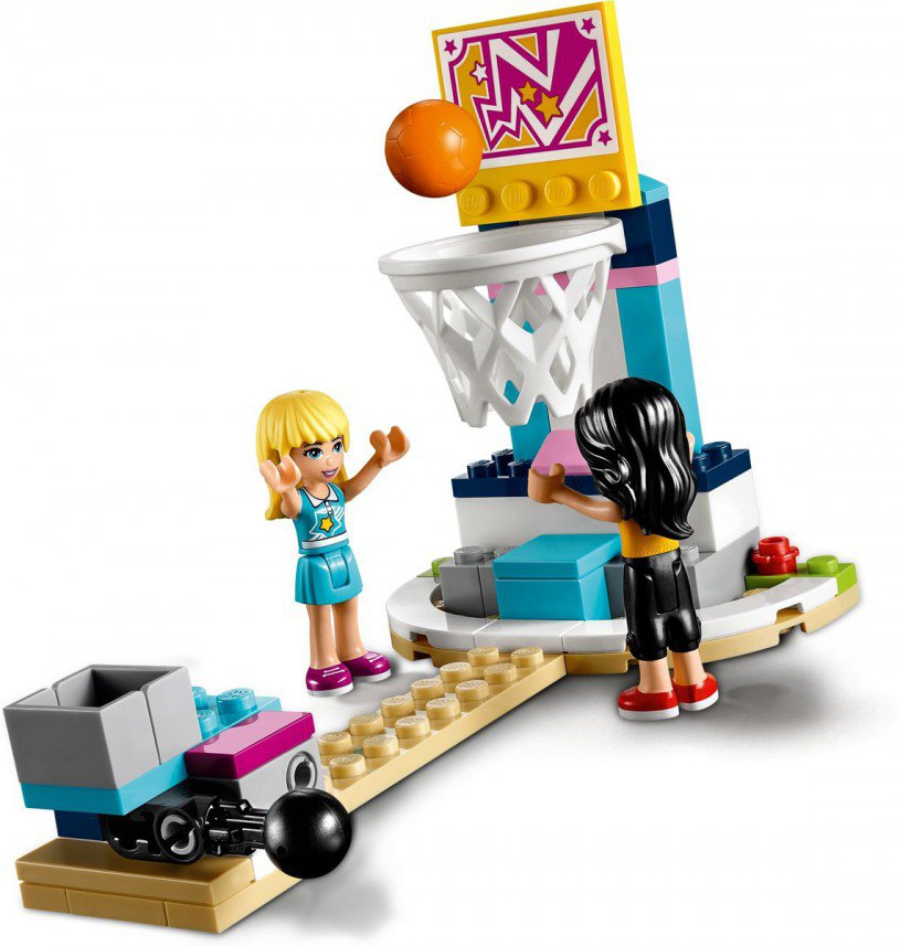 LEGO 41338 Friends: Stephanie`s sportstadion