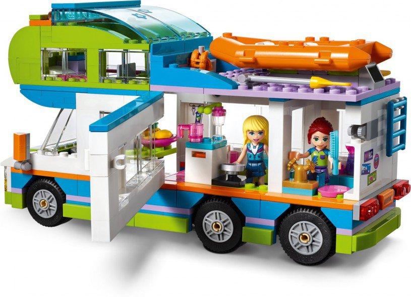 Lego friends kopen mia`s camper