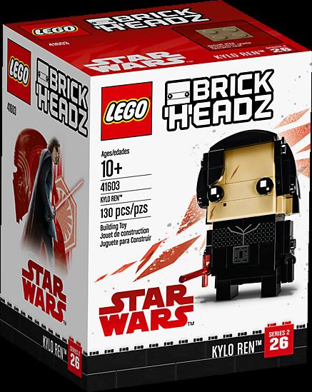 LEGO 41603 BrickHeadz: Kylo Ren