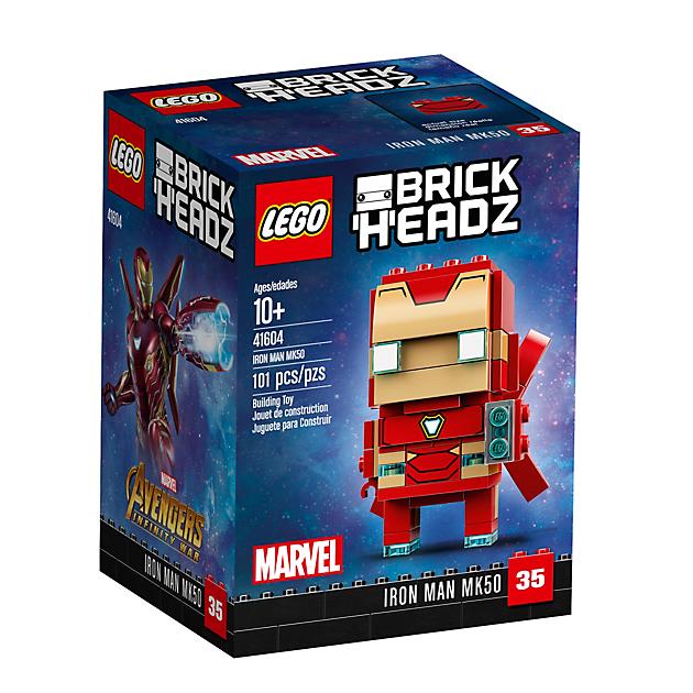 LEGO 41604 BrickHeadz: Iron Man MK50