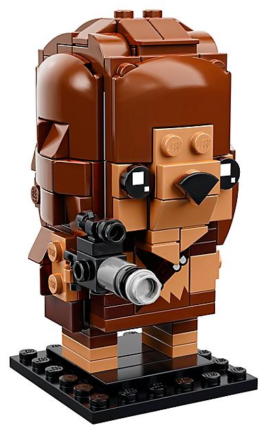 LEGO 41609 BrickHeadz: Chewbacca