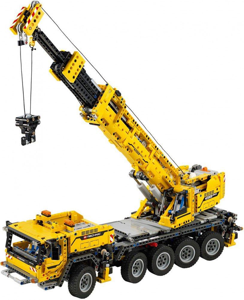 LEGO 42009 Technic Mobiele kraan MK II
