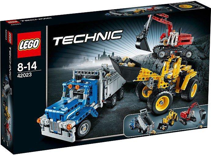 LEGO Technic - Construction Crew 42023