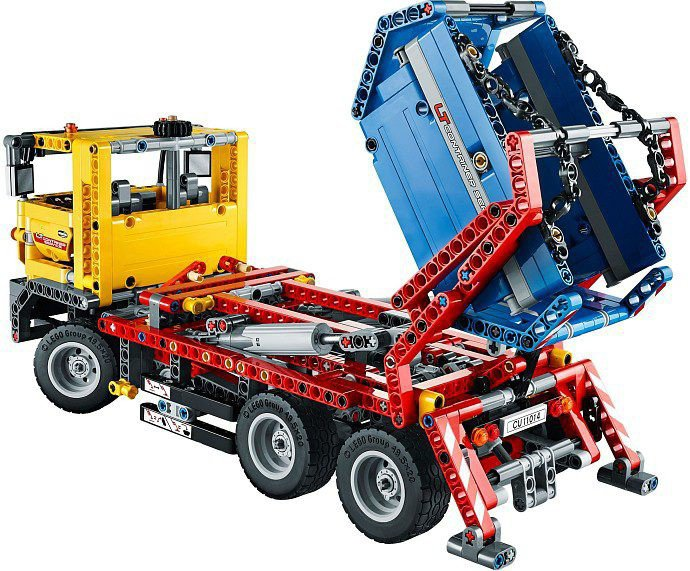 LEGO Technic - Containertruck 42024