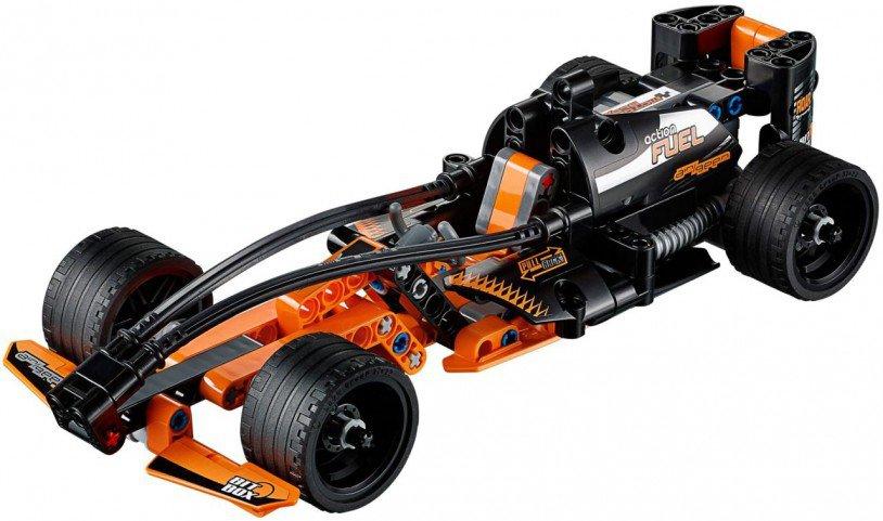 LEGO Technic - Zwarte Racewagen 42026