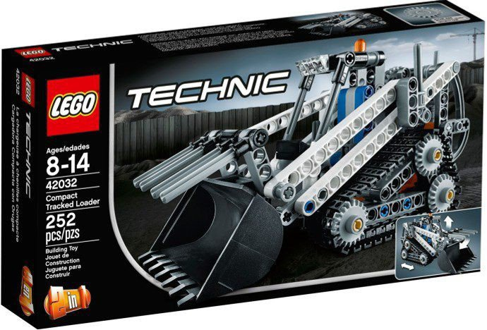 LEGO Technic - Compact Tracked Loader 42032