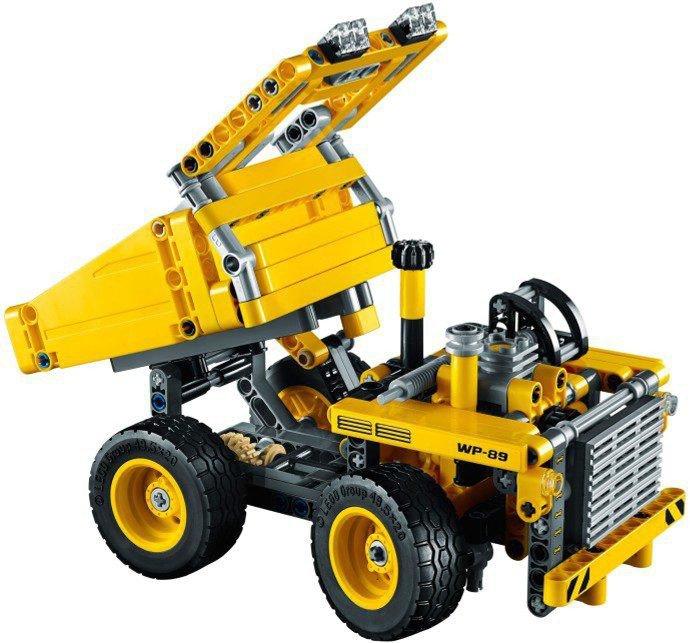 LEGO Technic - Mining Truck 42035