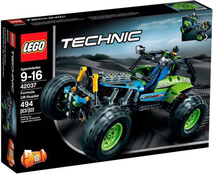 LEGO Technic - Off-roader 42037