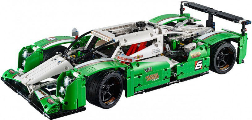 LEGO Technic - 24-uurs Racewagen 42039