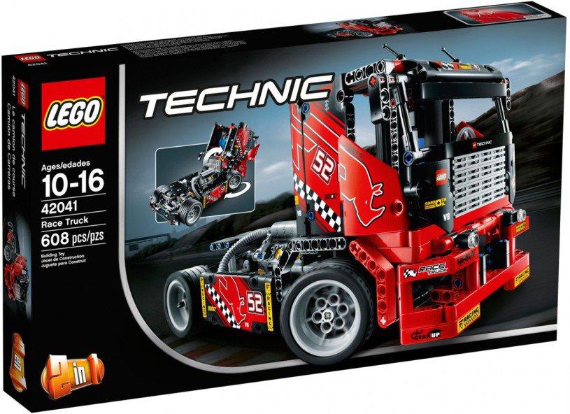 LEGO Technic Race Truck 42041