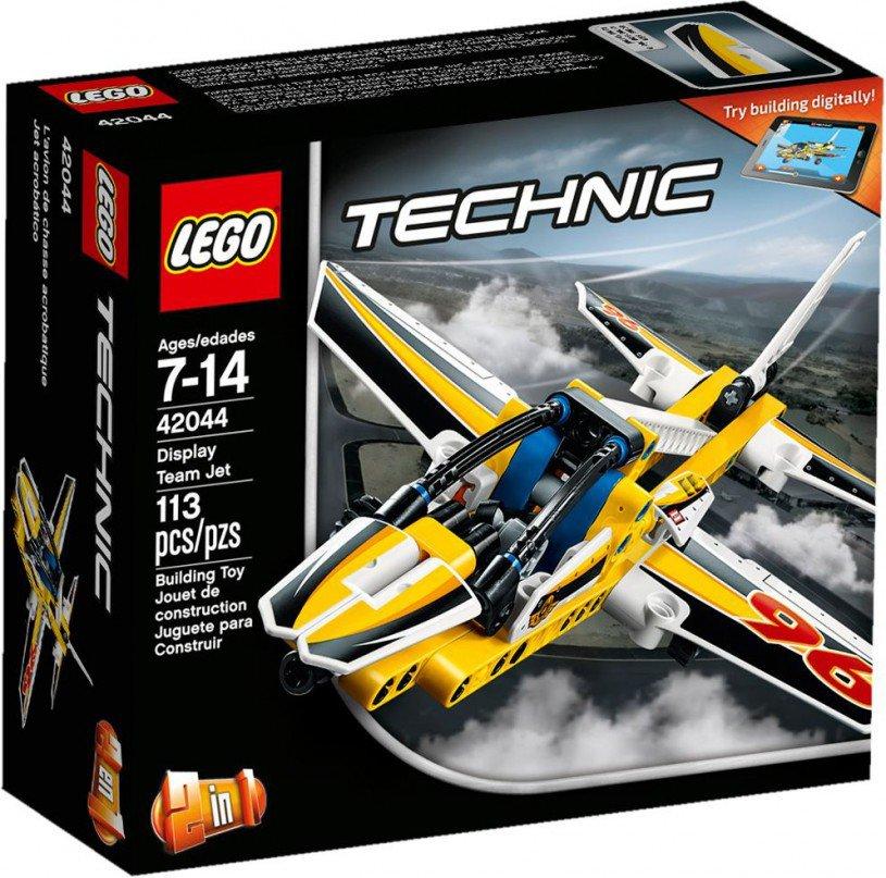 LEGO Technic Display Team straaljager 42044