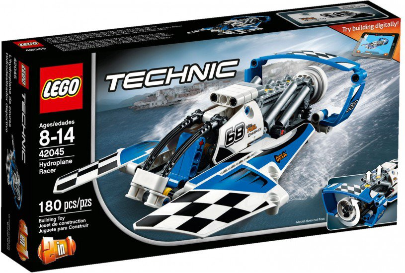LEGO Technic Watervliegtuig-racer 42045