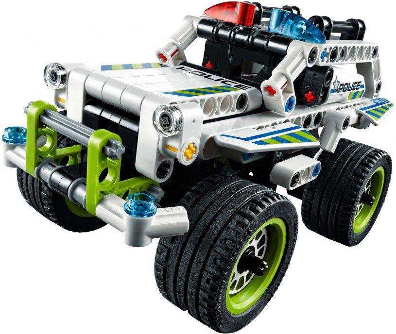 LEGO Technic  Politie onderscheppingsvoertuig 42047