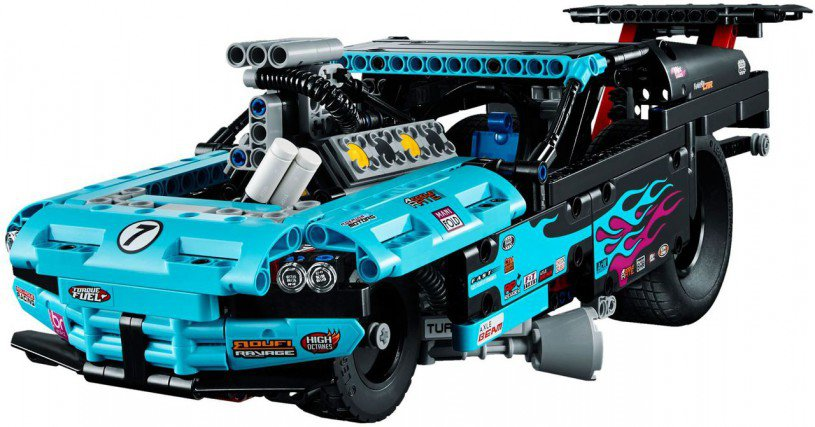 LEGO 42050: Technic Dragracer