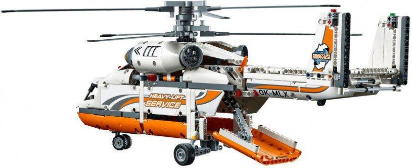 LEGO Technic Grote Vrachthelikopter 42052