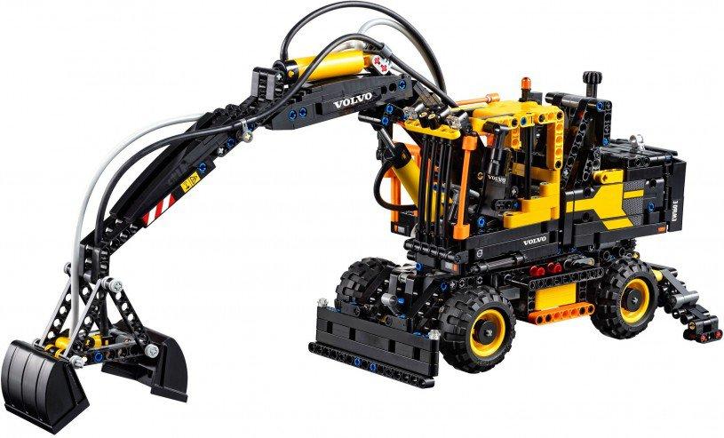LEGO 42053 Technic Volvo EW 160E