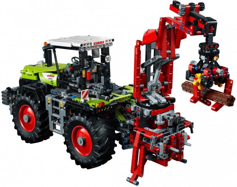 LEGO Technic Claas Xerion 5000 Tractor 42054