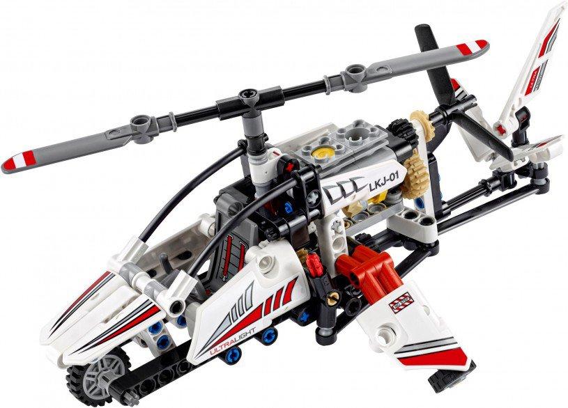 LEGO 42057 Technic Ultralight helikopter