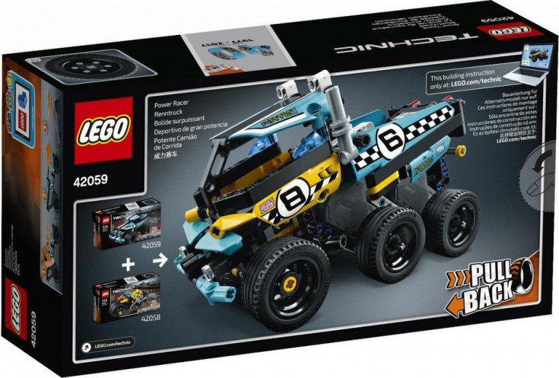 LEGO 42059 Technic:  Stunttruck