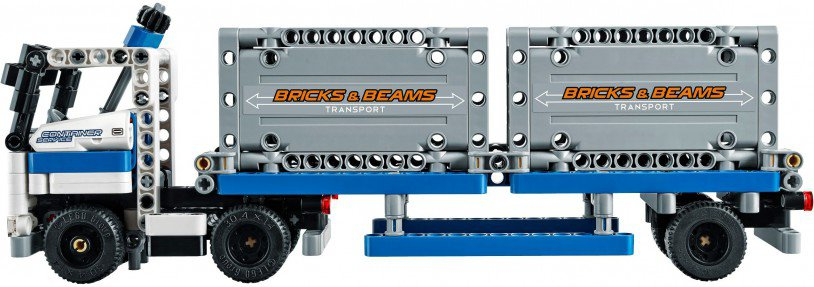 LEGO 42062 Technic Containertransport