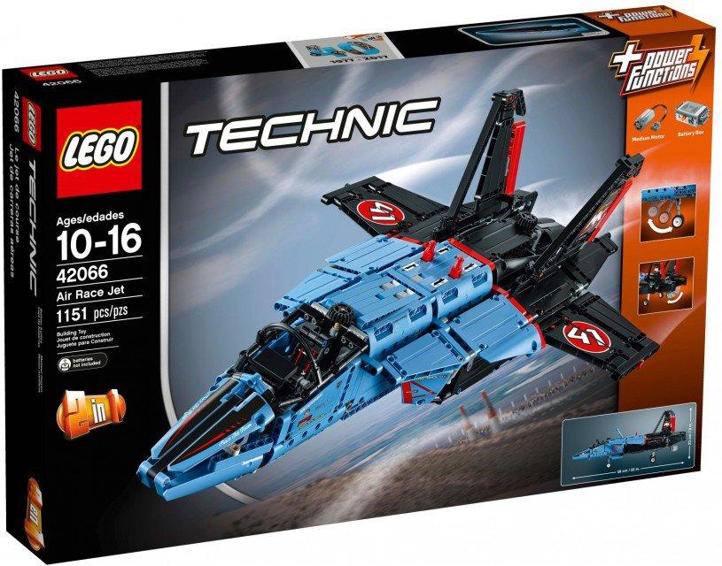 LEGO 42066 Technic Straaljager