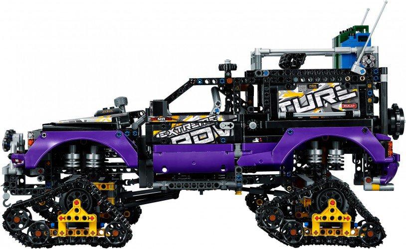 LEGO 42069 Technic: Extreem avontuur