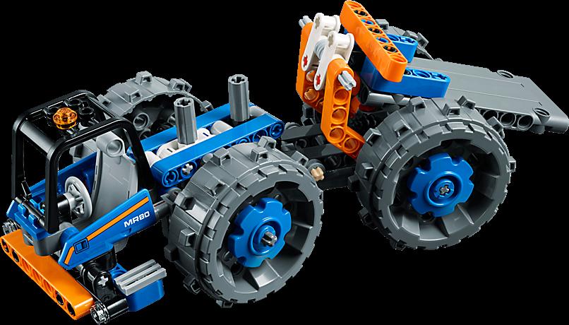 LEGO 42071 Technic: Afvalpersdozer