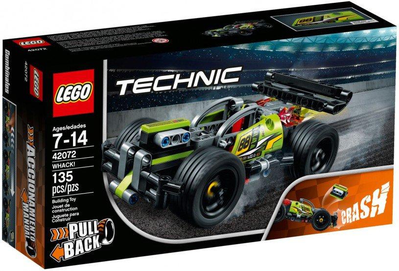 LEGO 42072 Technic: WHACK