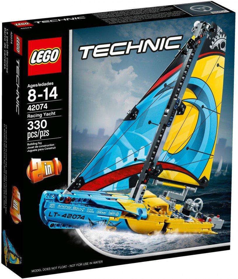 LEGO 42074 Technic: Racejacht