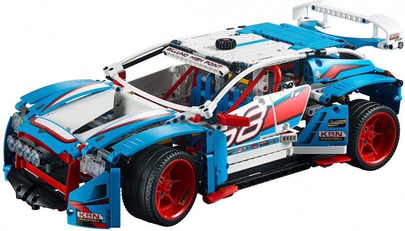 LEGO 42077 Technic: Rallyauto