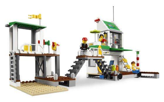 LEGO City - Watersport 4644