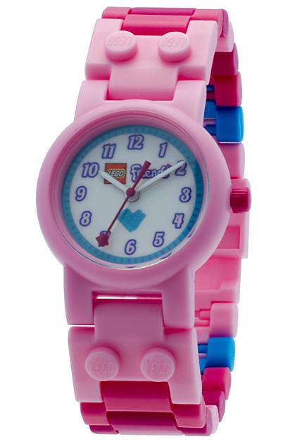 LEGO Horloge: Friends Stephanie Kinderhorloge