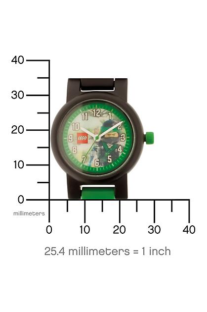 LEGO Horloge: LLoyd Minifiguur Kinderhorloge
