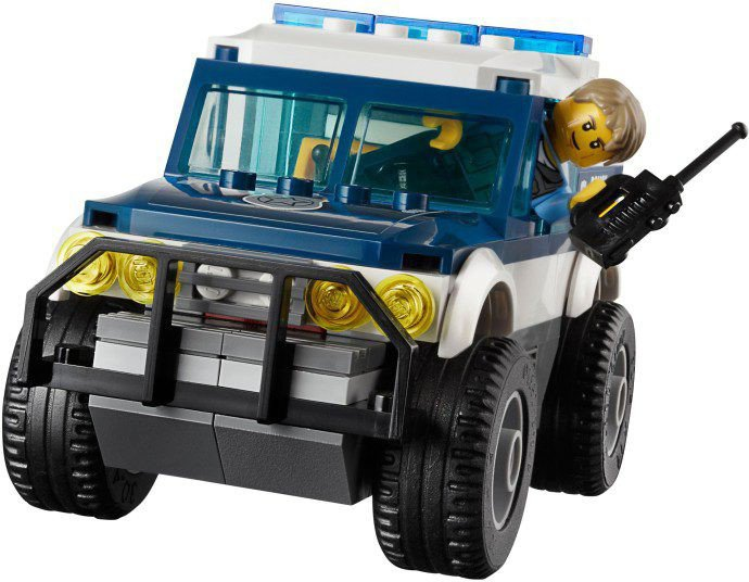 lego police car instructions 60042