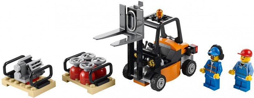 LEGO City Vrachtwagen 60020
