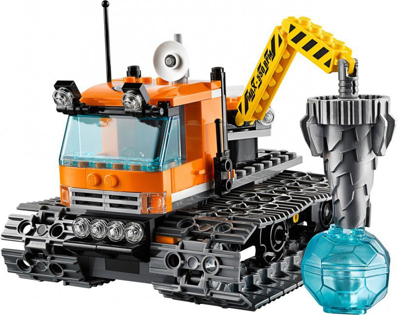 LEGO City Arctic Basiskamp 60036