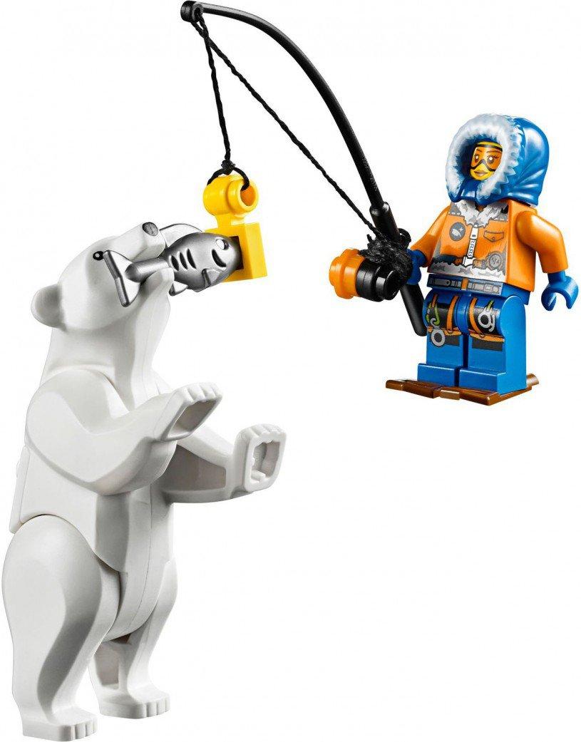 LEGO City Arctic Basiskamp 60036