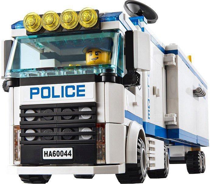 LEGO City - Mobiele Politiepost 60044