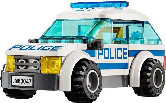 LEGO Politiebureau 60047