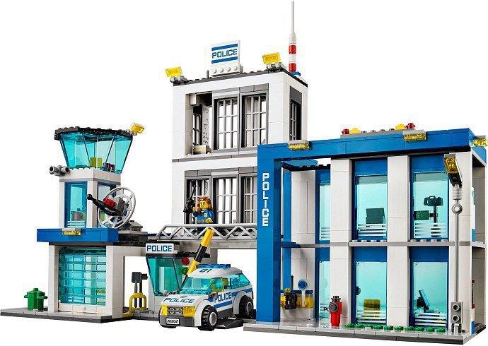 Lego City Politie 60047 Kopen Politiebureau