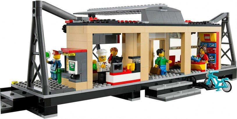 LEGO Trein SuperPack 4-in-1 66493