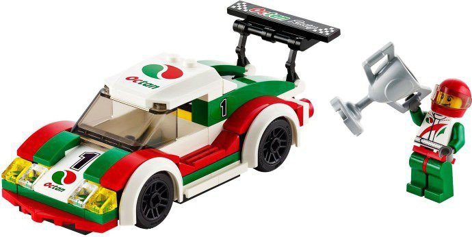 LEGO City - Race Auto 60053