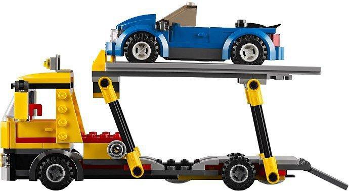 LEGO City Autotransport 60060