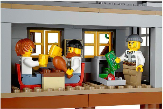 LEGO City - Moeras Politie Boevenschuilplaats 60068