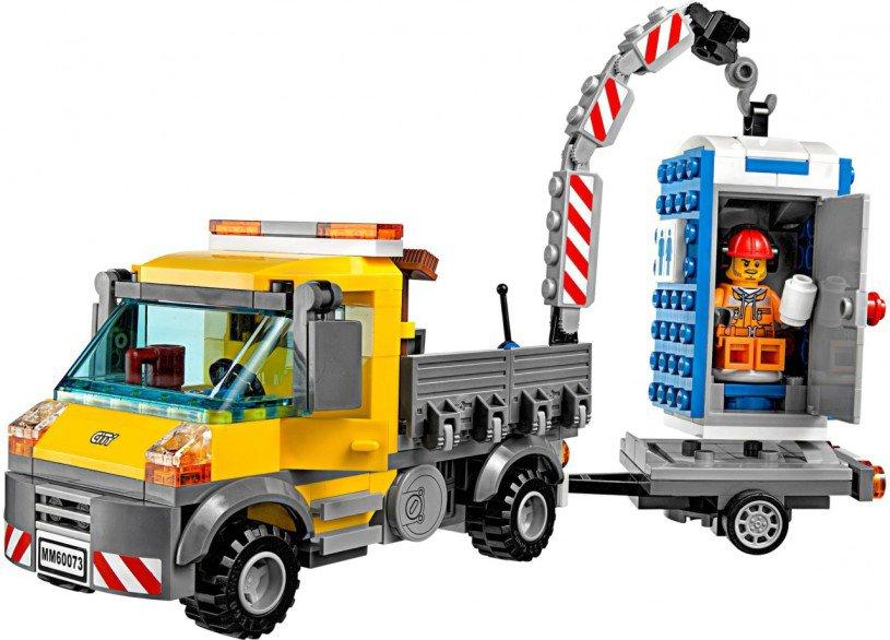 LEGO City - Dienstwagen 60073