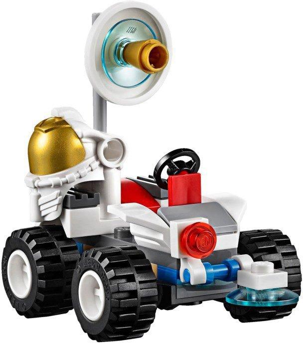 LEGO City Ruimtevaart Starter Set 60077