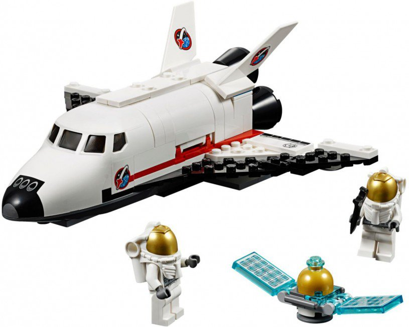 LEGO City - Utility Space Shuttle 60078