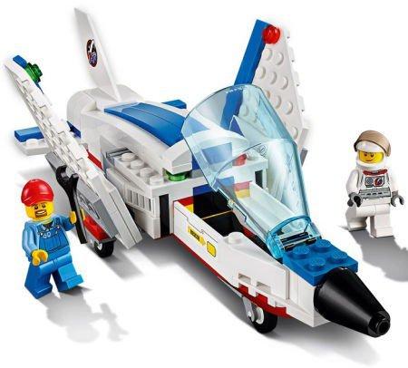LEGO City - Trainingsvliegtuig Transport 60079