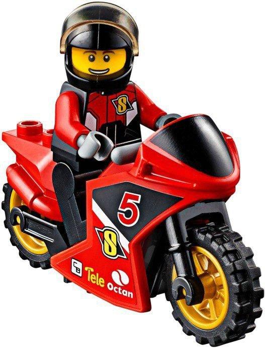 LEGO Autos - Racemotor Transport 60084