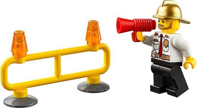 LEGO City - Brandweer Starter Set 60088